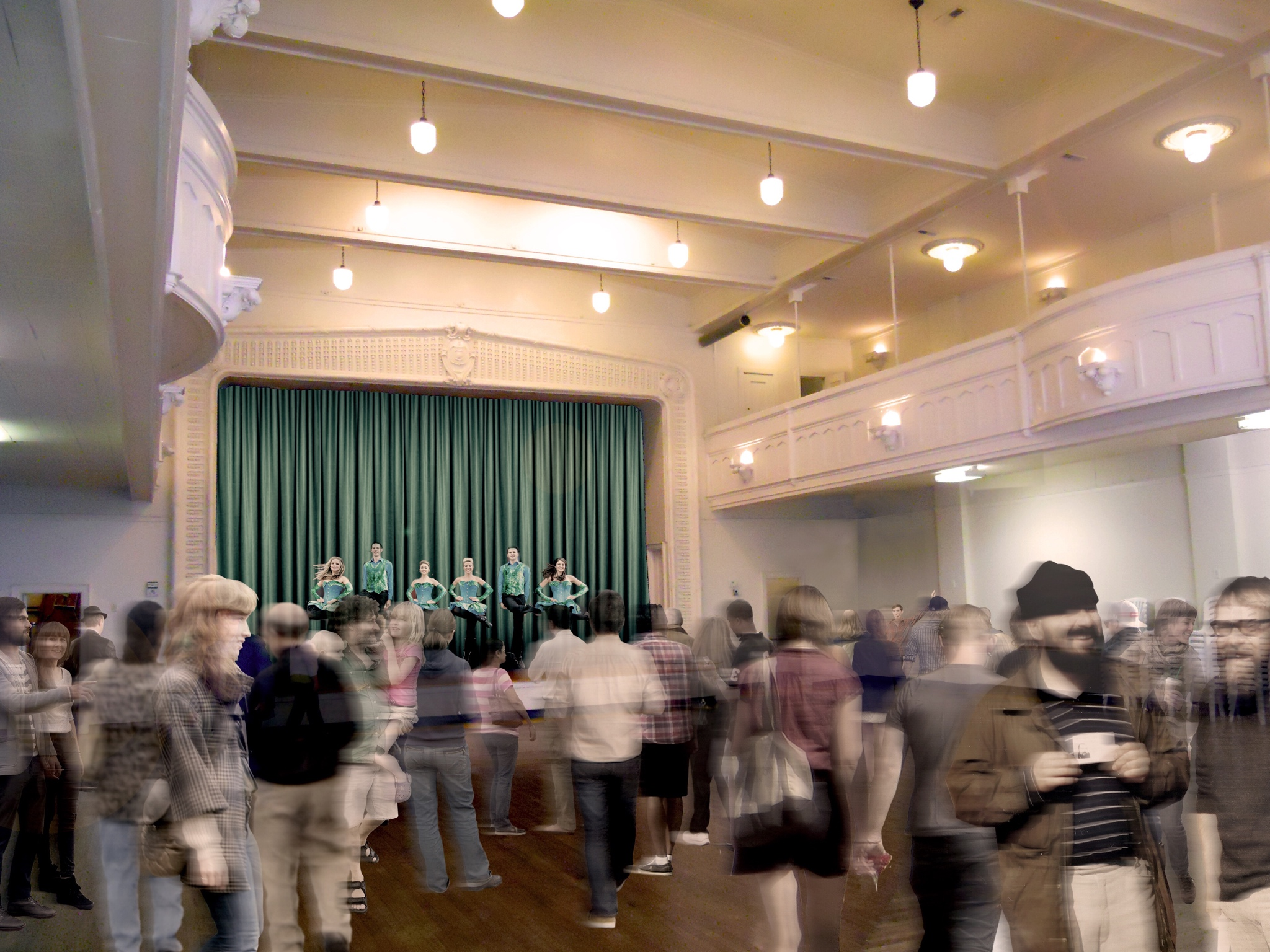 KCIC Hall Interior