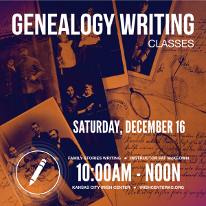 Genealogy Writing Dec-03