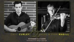 Dave Curley Finn Magill Concert Nov. 11 2018