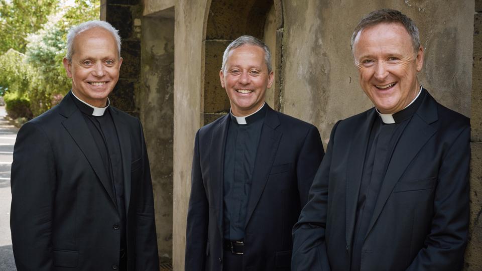 The Priests in Concert, Nov. 18, 2018