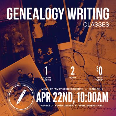 Genealogy Writing APR-02